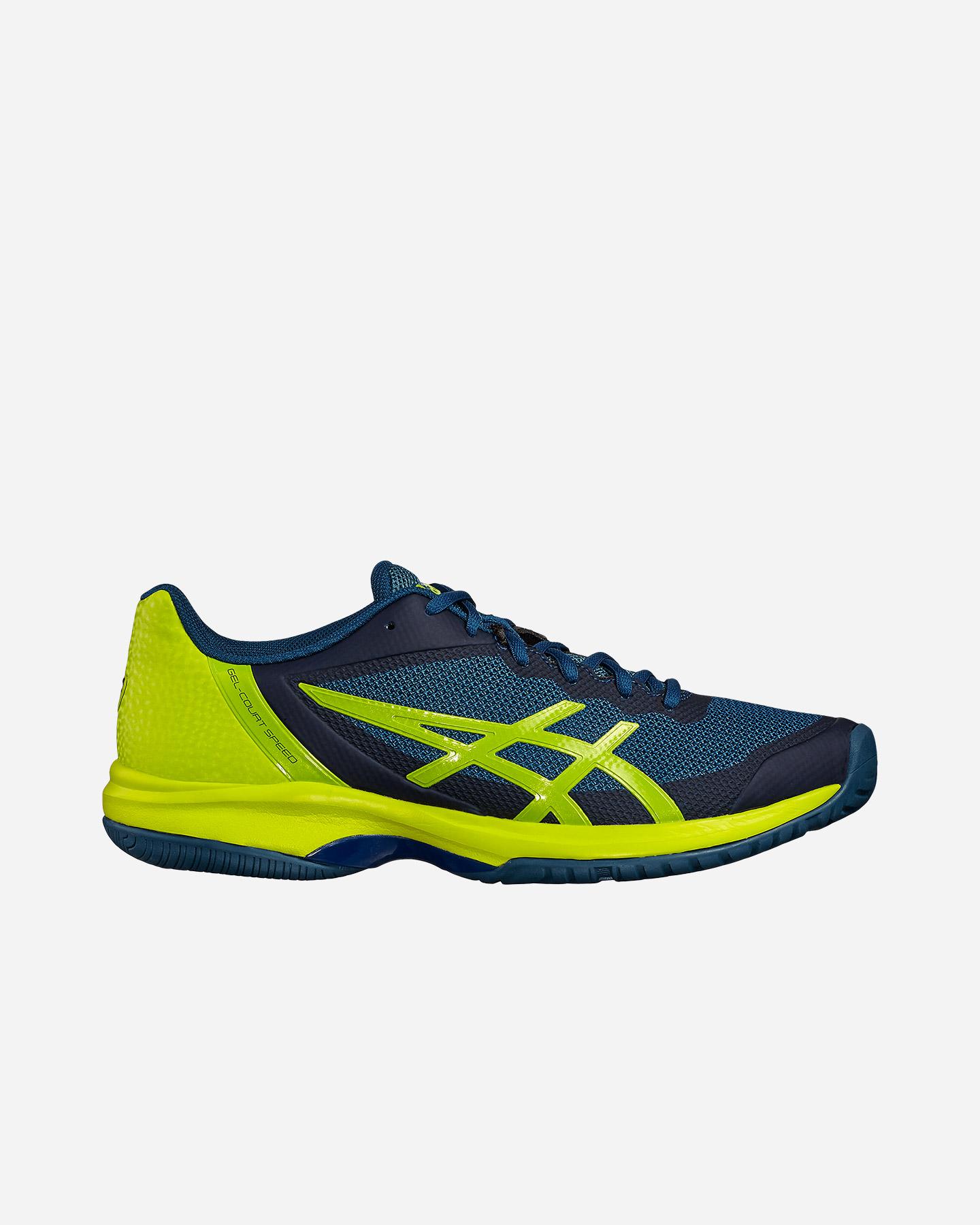 Su Cisalfa Sport Gel Tennis 4589 E800n Court Scarpe M Speed Asics 7PF8SxOw