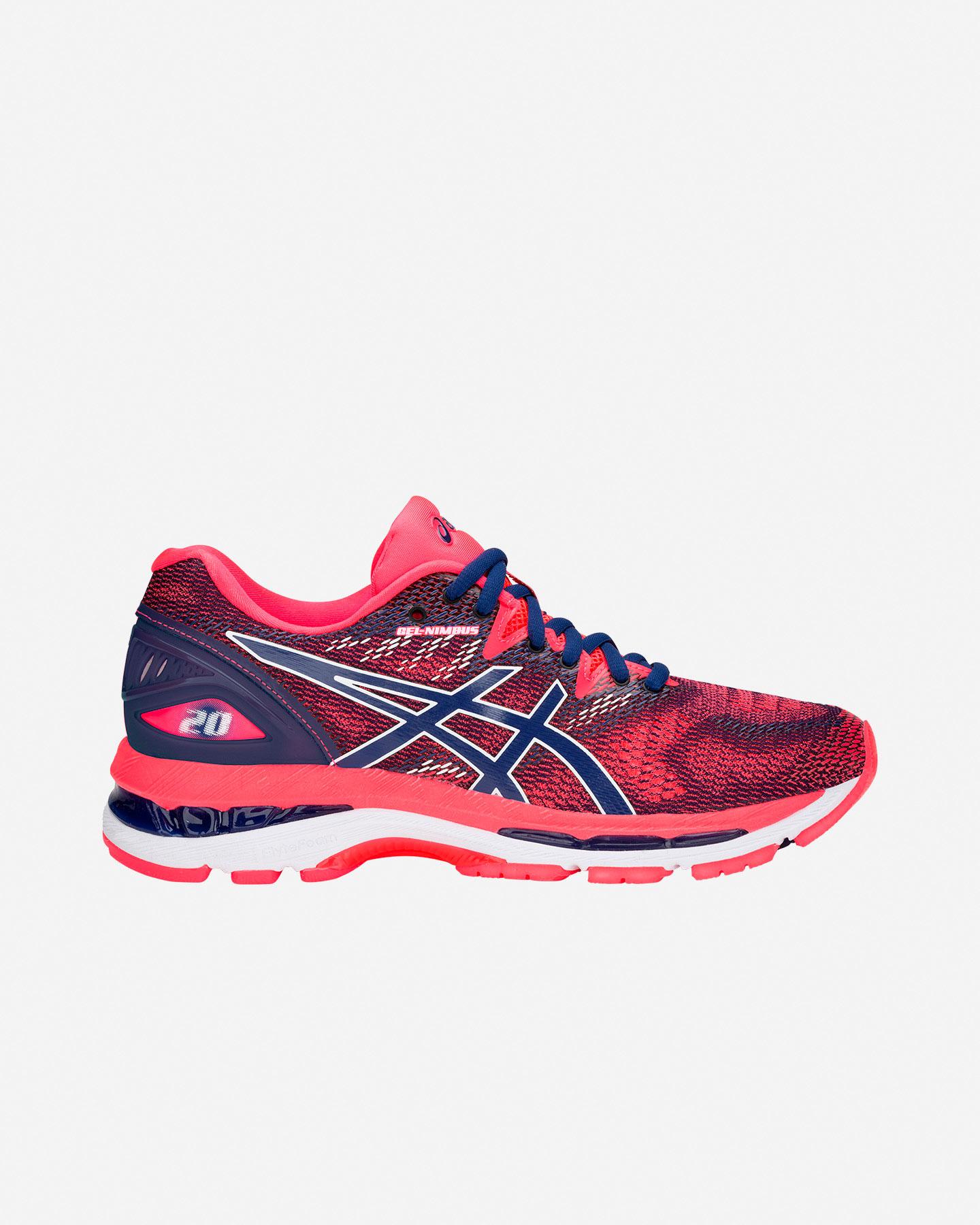scarpe running asics nimbus 20