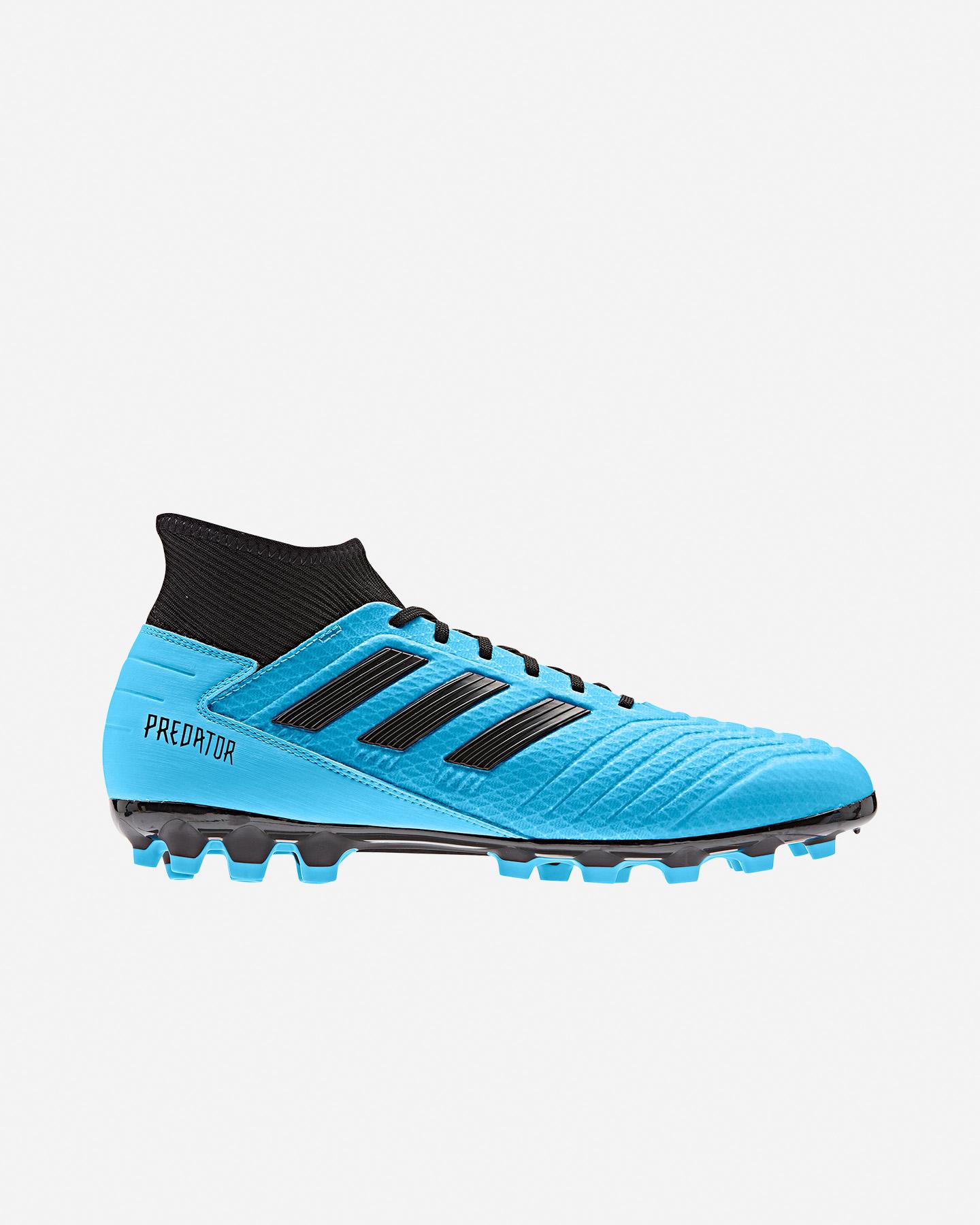 Scarpe Calcio Adidas Predator 19.3 Ag M F99990 | Cisalfa Sport