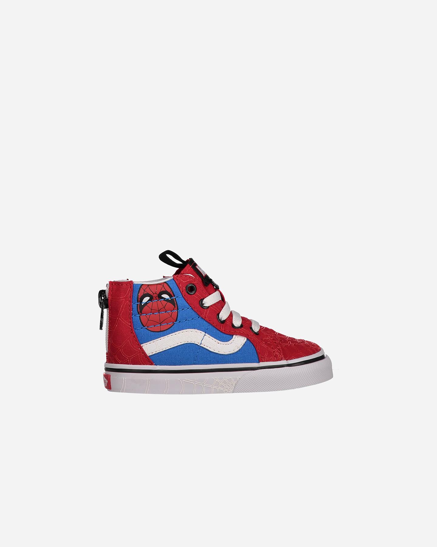 vans marvel scarpe bambino