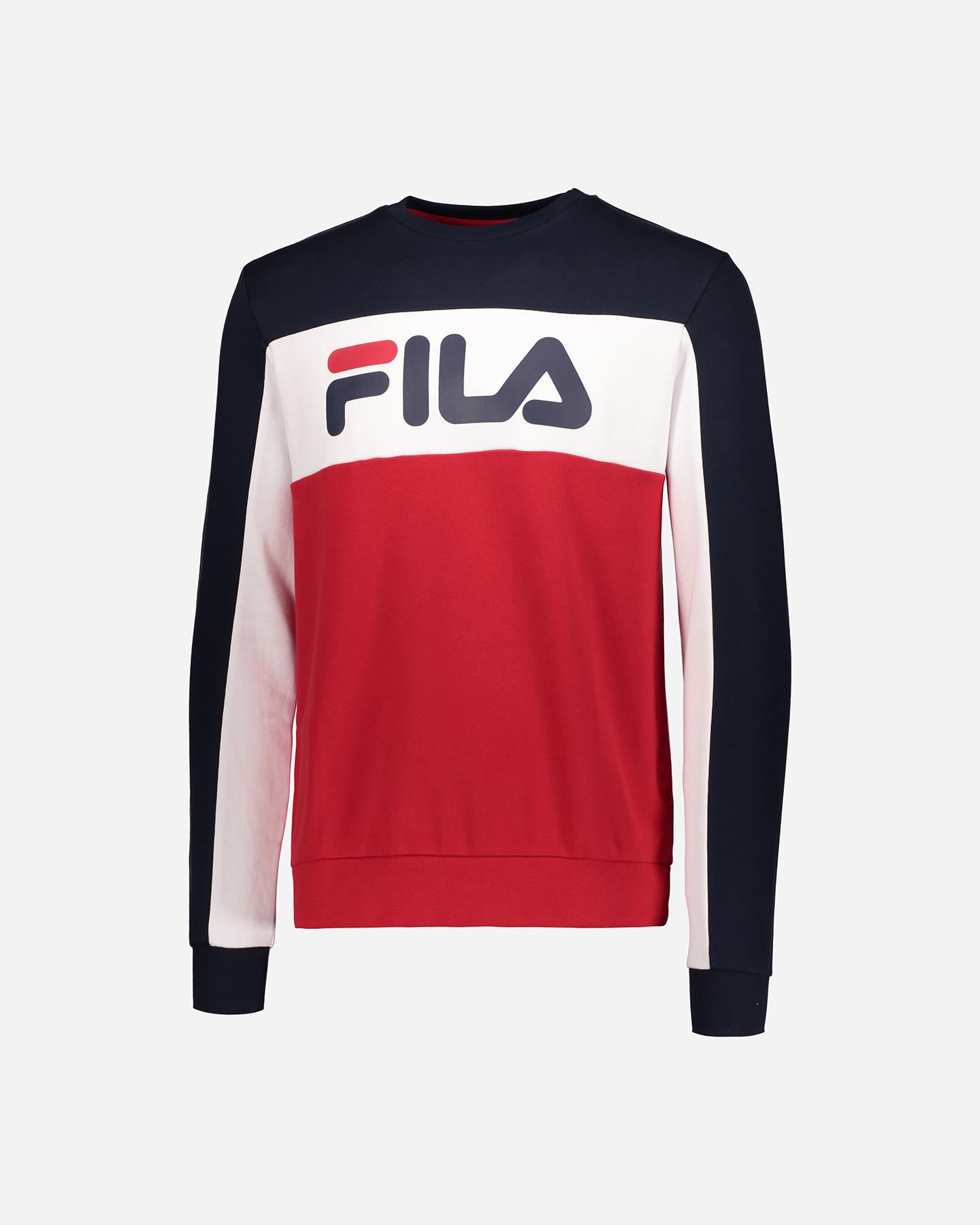 non chiaro Assedio Muschio  Felpa Fila Icon Sweatshirt M FM813W18-935/270 | Cisalfa Sport