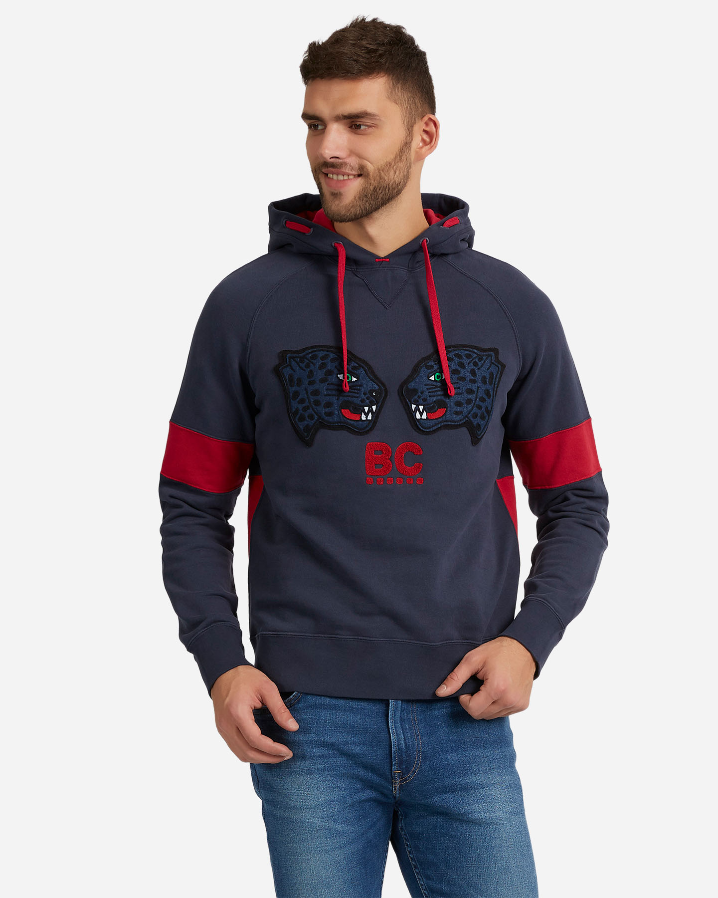 Best Company Hoody Panther Olmes M 692026-C007  b9c737e1bec