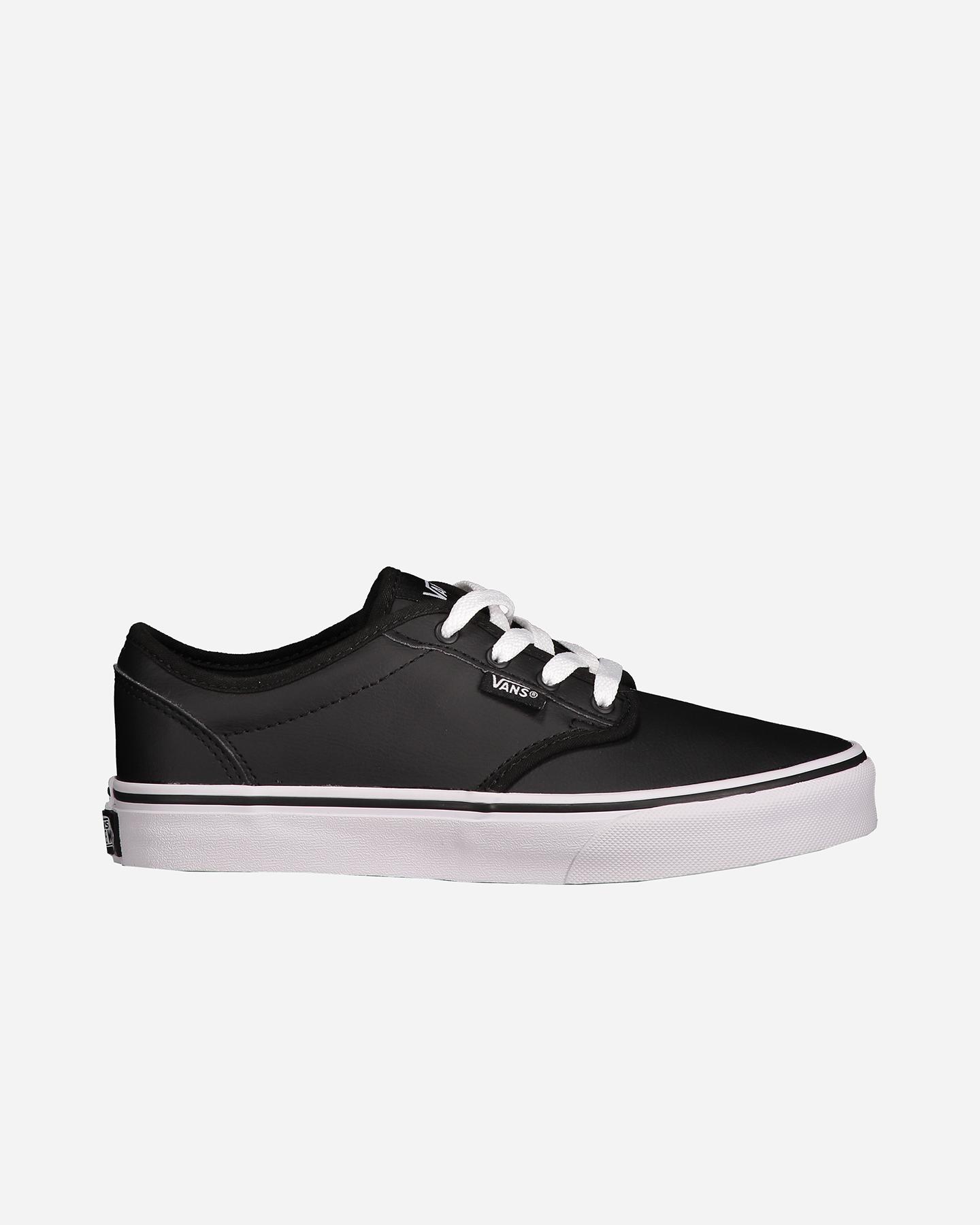 scarpe vans leather