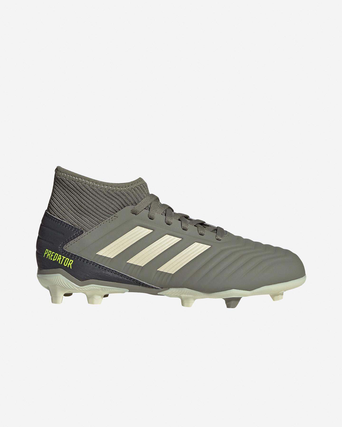 Scarpe Calcio Adidas Predator 19.3 Jr CM8533   Cisalfa Sport