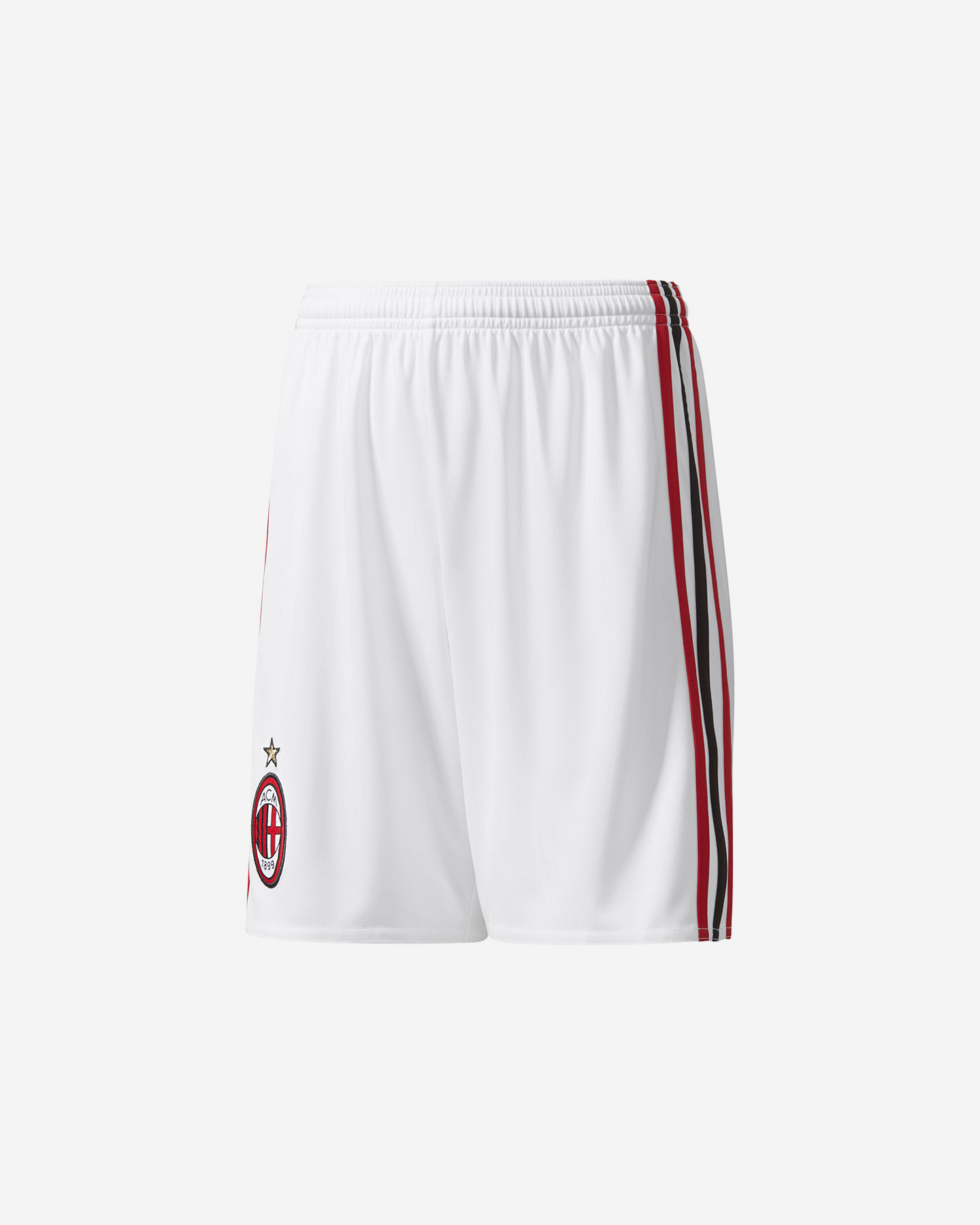 PANTALONCINI SHORT CALCIO JUNIOR ufficiali Adidas AC MILAN