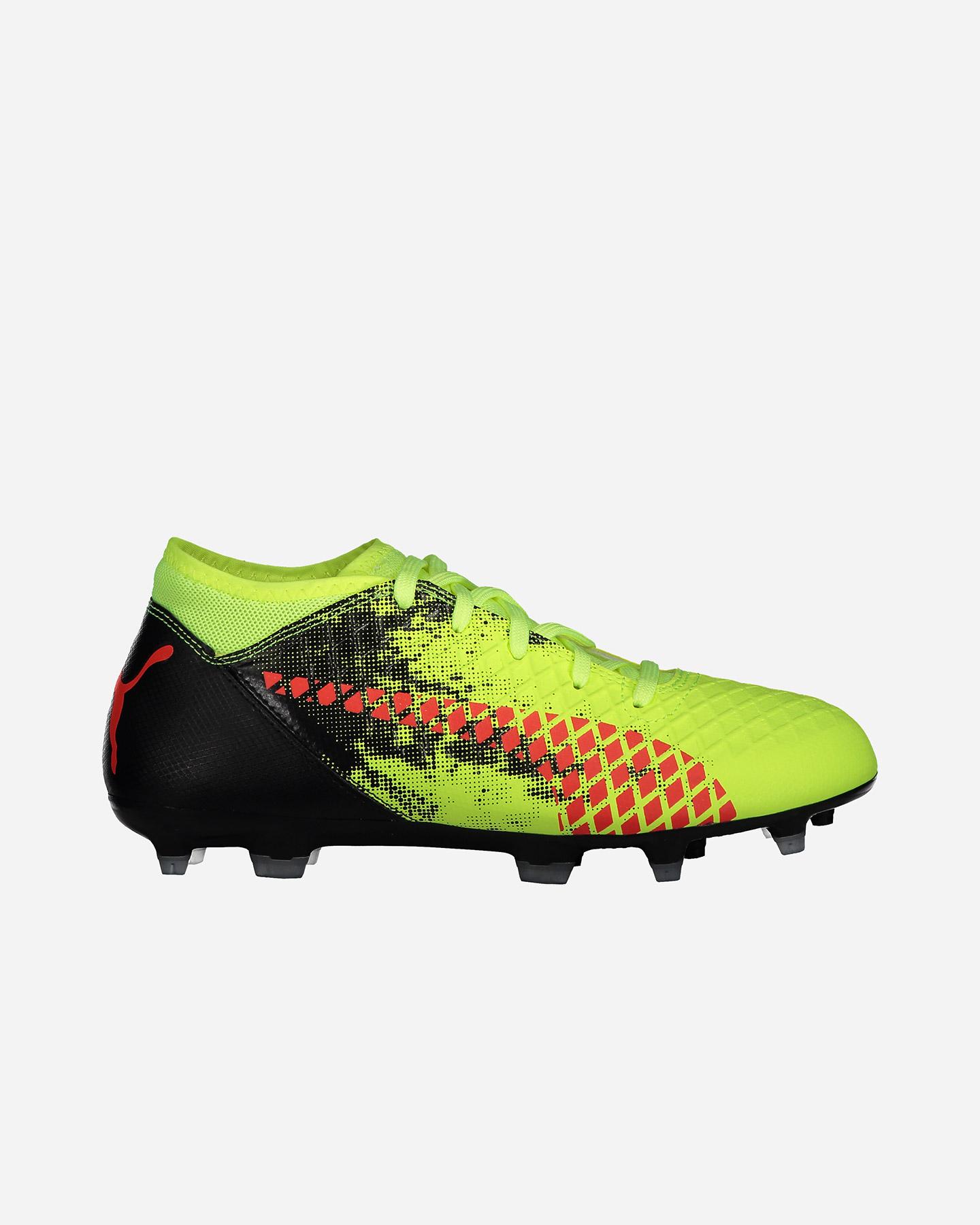 Jr 001 Future Calcio Cisalfa Scarpe 104346 18 4 Sport Puma Su Fg nIxRYqw