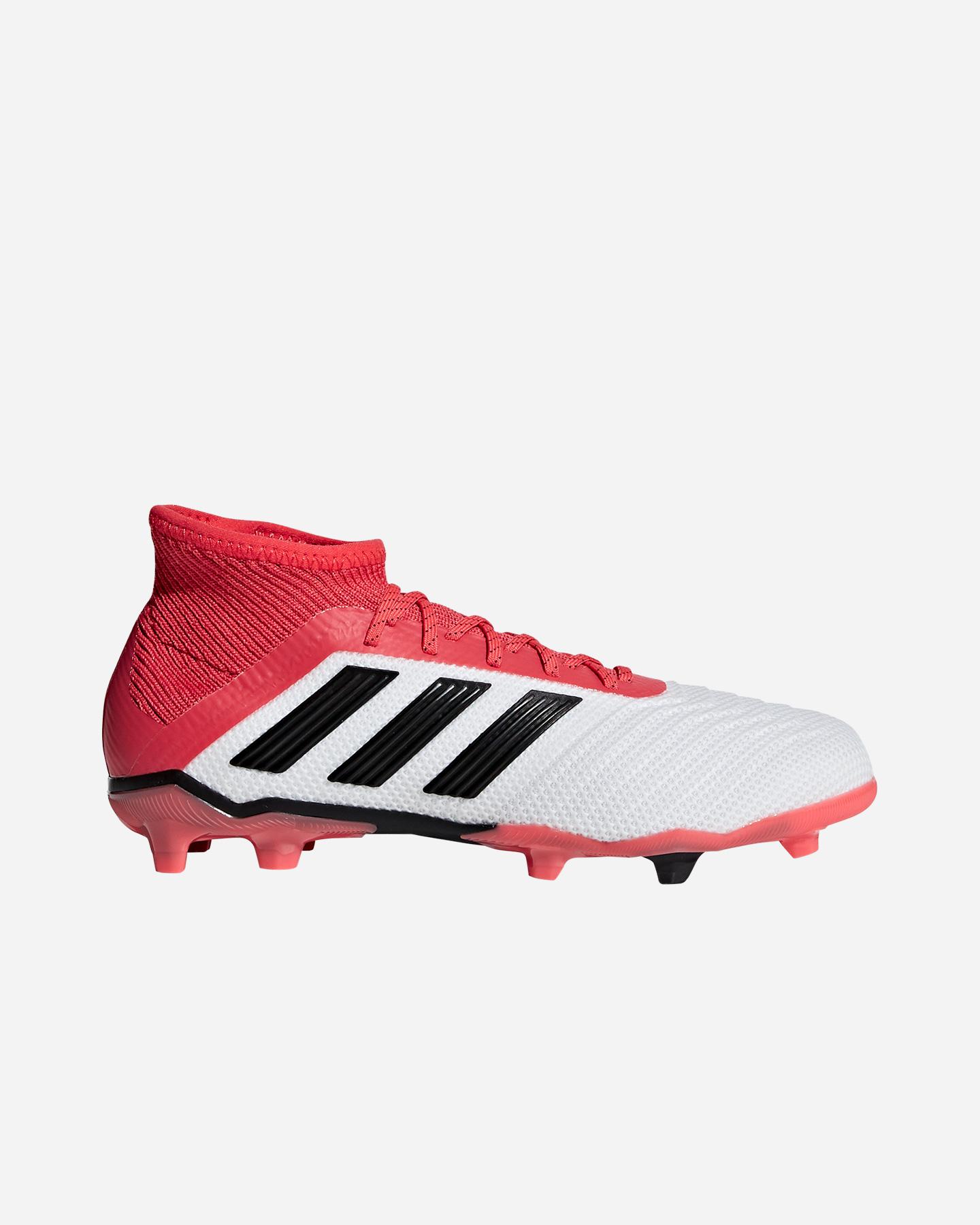 Su Sport Q8apttw Scarpe Cp8873 Predator Adidas Jr Cisalfa 1 Calcio Fg 18 Ifv6mgYb7y
