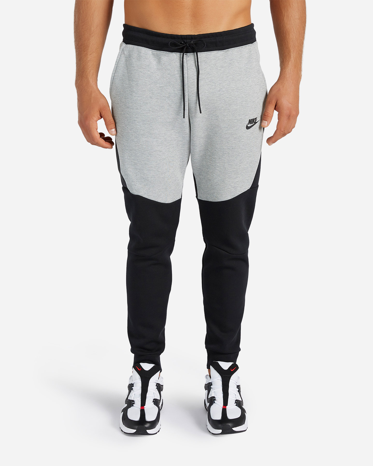 pantalone nike tech fleece uomo