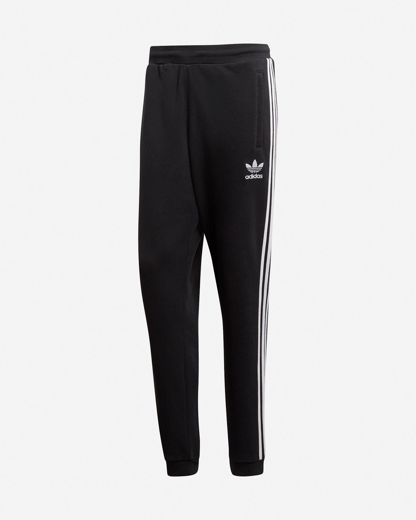 pantaloni 3 stripes adidas