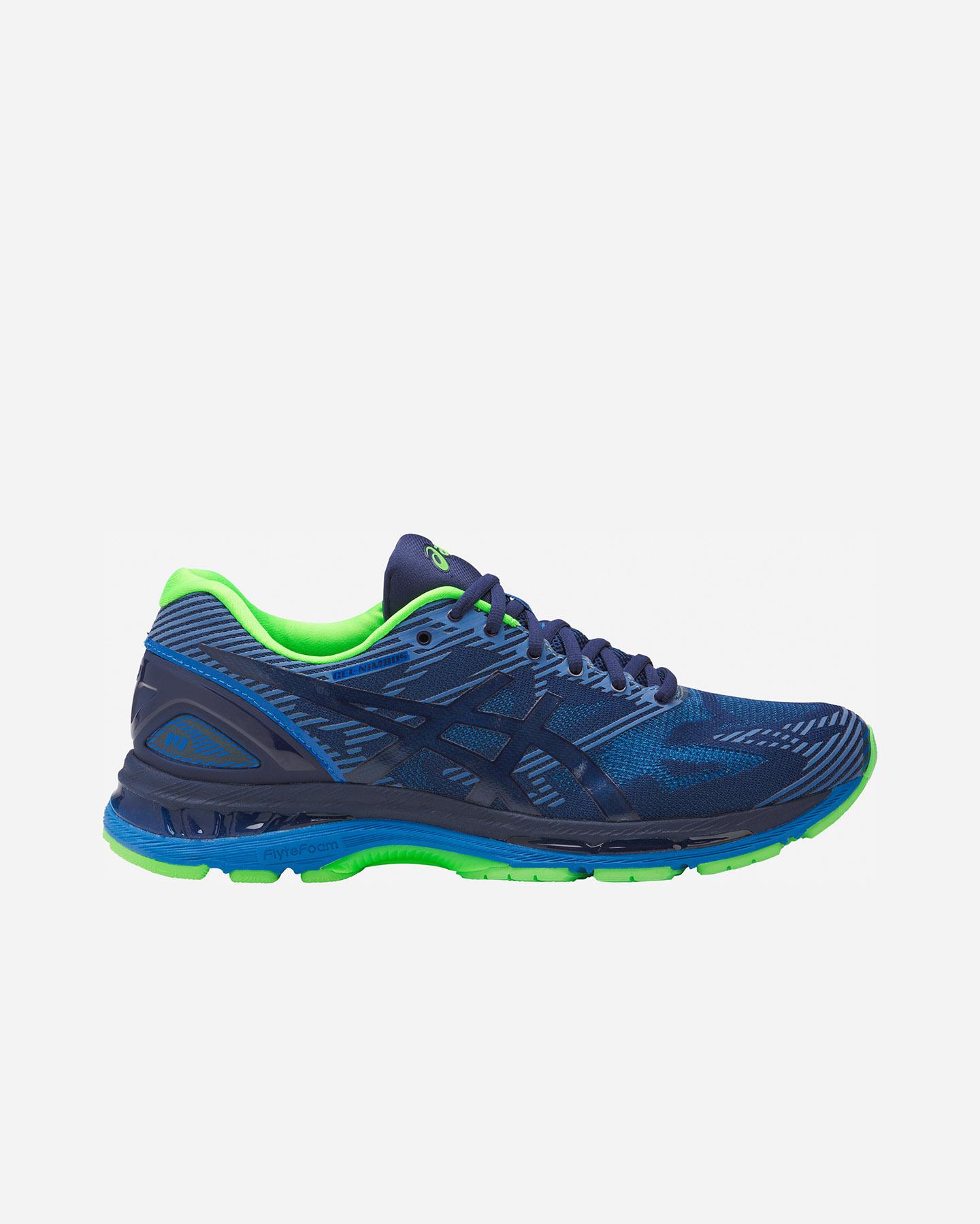 scarpe running uomo asics gel nimbus 19