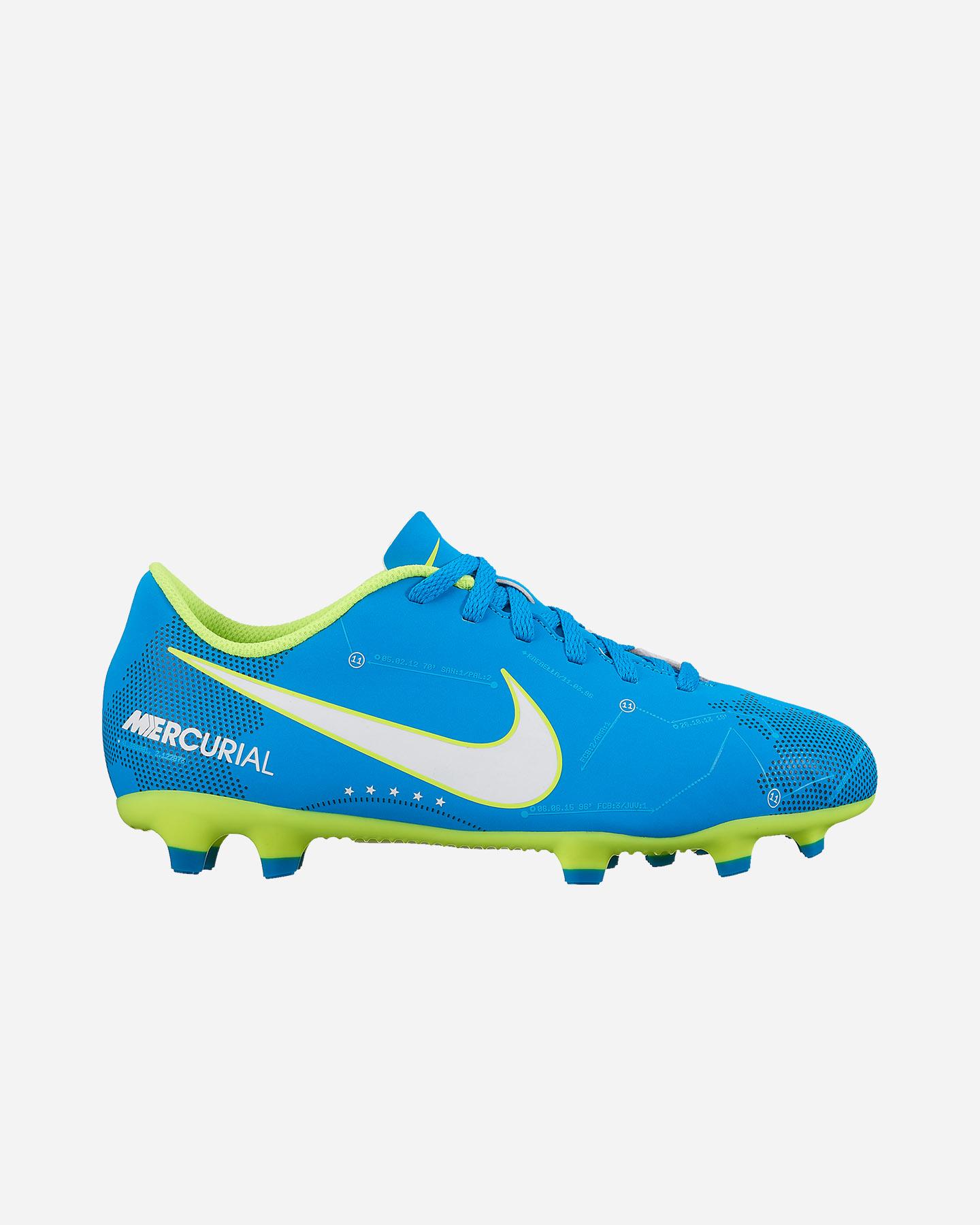 Jr Mercurial Scarpe 921490 Vortex Iii Neymar Calcio Nike Su Fg SxfZxB