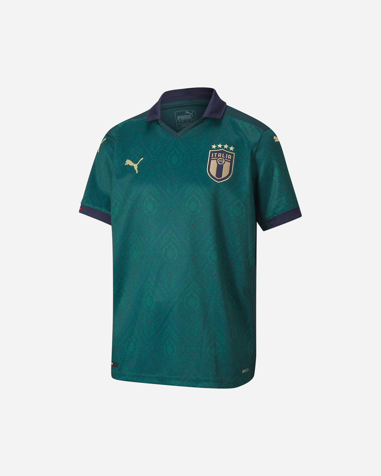 Puma - Italia Figc Third Jr - Maglia Calcio - Bambino